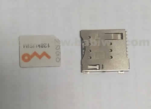 Linker Type 3-M Universal BIGCARD to Micro-Simcard Slot Extender Linker (Strengthened Version)