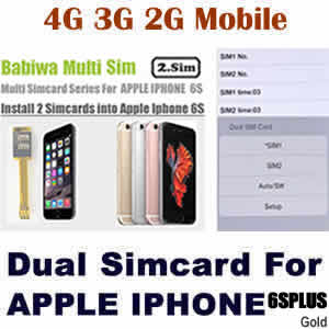 release date: 227b7 83d3e 2 Simcard for Apple Iphone 6S Plus gold) Genuine Apple Iphone 6S ...