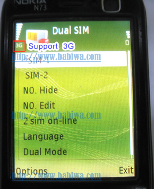 Genuine Magicsim 28th Dual Sim Card Adapter for universal 3G network HSPDA umts wcdma gsm gprs edge