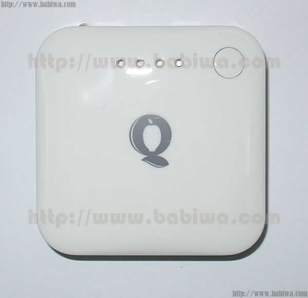 Genuine Q FC3B 1700MAH Portable Powerpack and 6xConnector for Iphone Ipod Universal Digital Device usb power out
