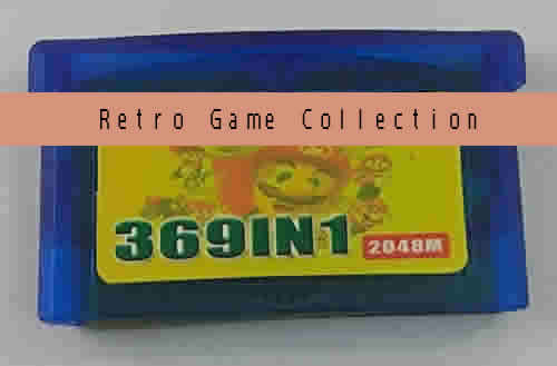 Multi game card.369 retro games in 1 game cartridge.Compatible with GBA GAMEBOY ADVANCE Console.International Wholesale and Shipping.