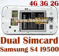 Samsung S4 I9500 I9505 Dual Sim Card Adapter